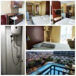 Dijual Signature Park Apartment Unit Studio Full Furnished