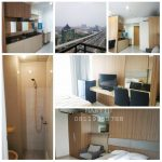 Dijual Siap Huni Studio Signature Park Apartment Tebet