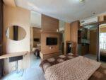 Signature Park Studio Full Furnished Hadap Kolam Sewa 4