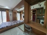 Studio Lantai Tinggi Signature Park Tebet Full Furnished Disewakan